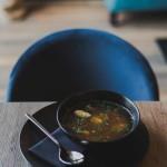 Zupa z łyżką