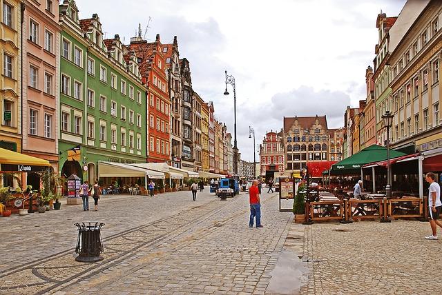 Stare miasto Wrocław