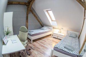 Pokój 2 pojedyncze łóżka